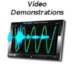NEXTWave Signal Processing Lab Product Demonstrations